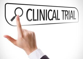Clinical Trial written in search bar.jpeg